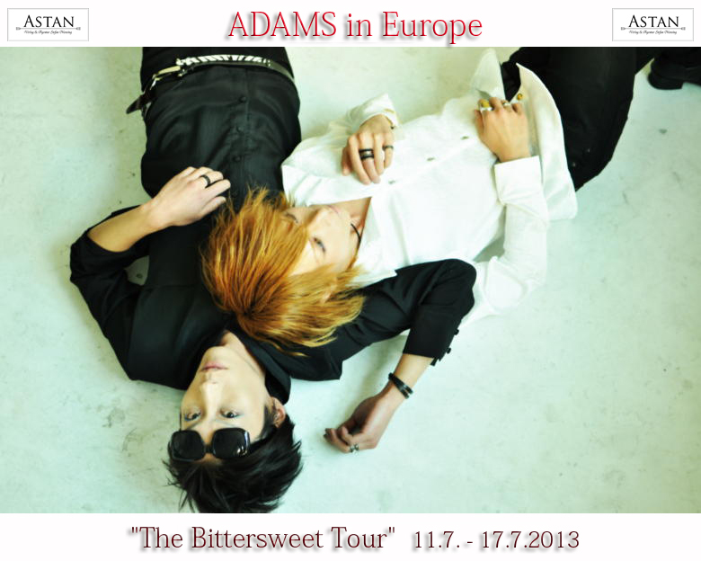 ADAMS - The Bittersweet Tour
