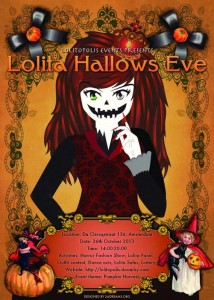 Lolita Hallows Eve