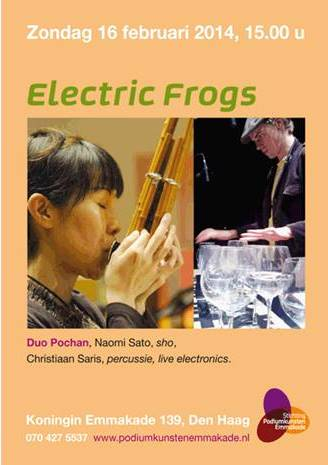 Electric Frogs