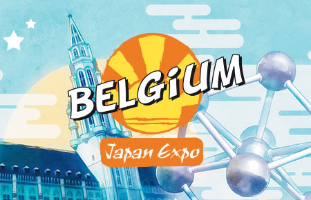 Japan Expo Belgium - all rights reserved