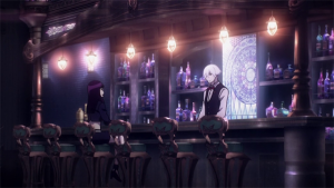 Quindecim in Death Parade aflevering 2
