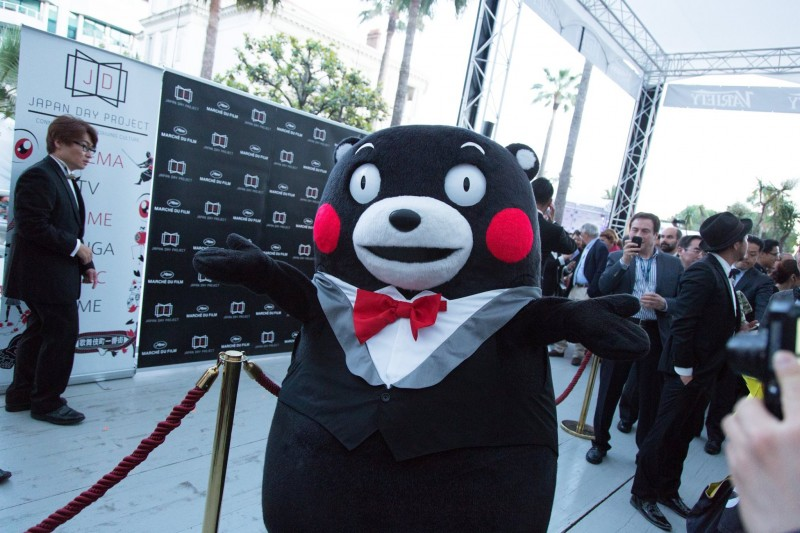 Kumamon Cannes