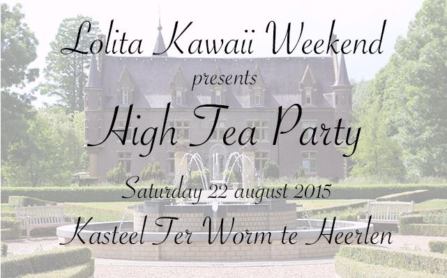 Lolita Kawaii Weekend 2015