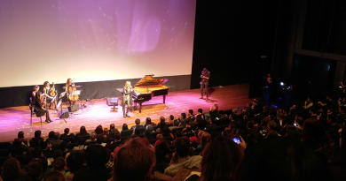 We Are X - screening in Amsterdam with Yoshiki. Photography: Francisca Hagen