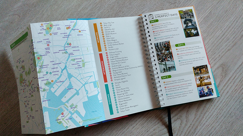 Lonely Planet's Make My Day Tokyo