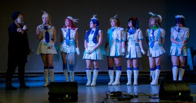 Formula Cosplay Europe 2nd Edition | Photography: Vi Young