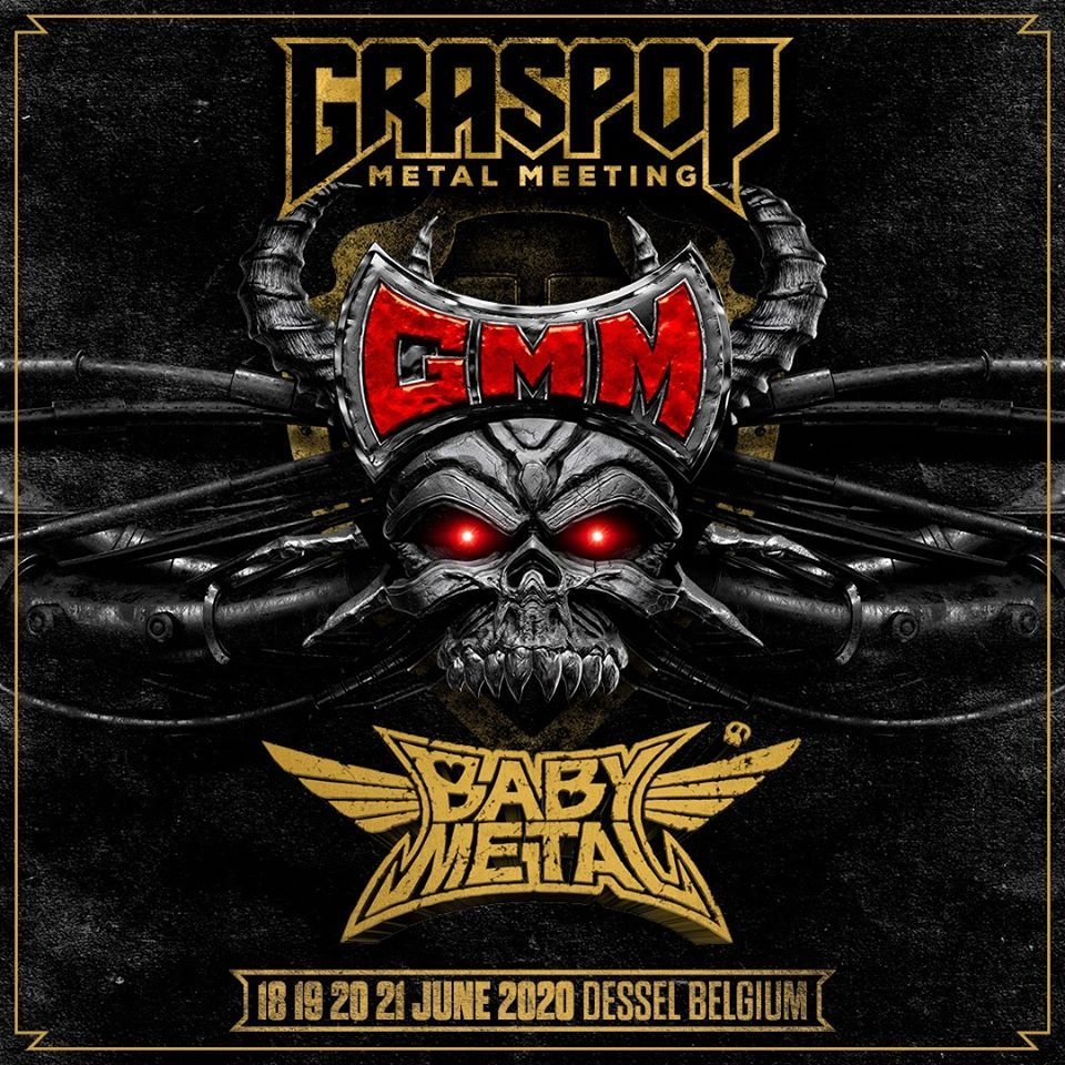 Babymetal Tour 2020.Babymetal Confirmed For Graspop 2020 Avo Magazine One