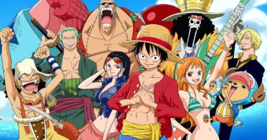 The Straw Hat Pirates © Toei Animation / Funimation